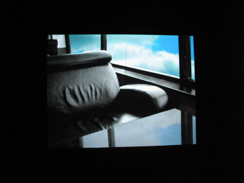 Haven (2006) video installation - Pui Lee